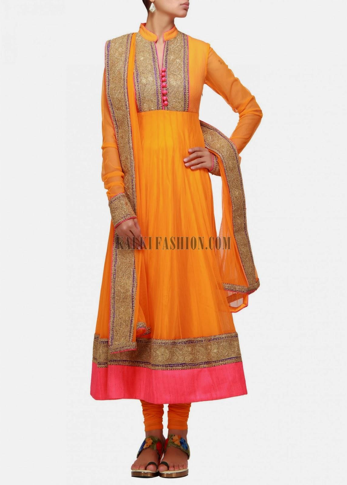 Bridal sarees indian bridal sarees bridal sarees for parties - Kalki Anarkali Salwar Kameez Latest Fashion Today