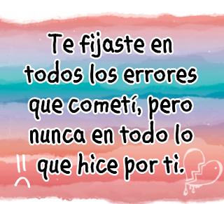 Frases en Imagenes Bonitas y Nuevas 2012 de Decepcion y Amor