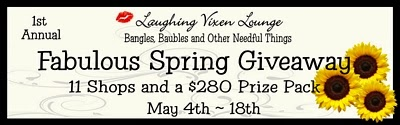 Fabulous Spring Giveaway Hop