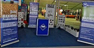 LAMMA 2012 P&R Hydraulics Ltd
