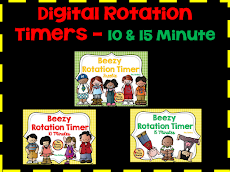 Digital Rotation Timers