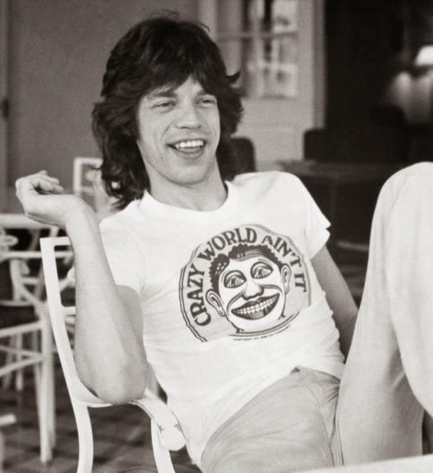 Mick Jagger 1980 Sweet Handmade ...