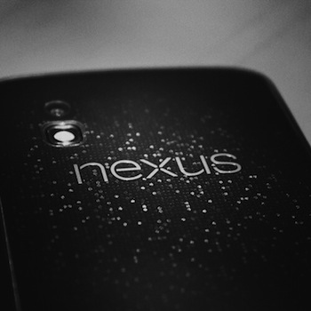 Experience of My Google Nexus 4 Smartphone