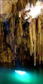 Cuevas y cenotes como puertas del inframundo de los mayas