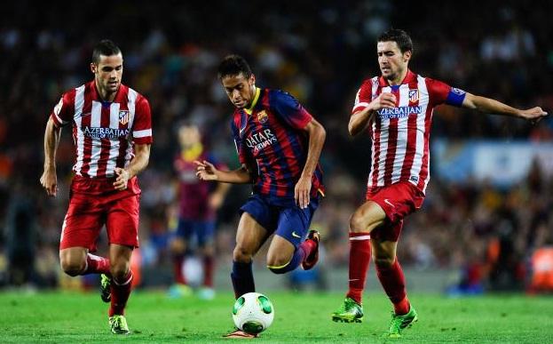Preview Jelang Atletico Madrid vs Barcelona Minggu ini 13 Sept 2015