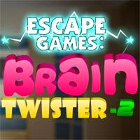 123Bee Escape Games: Brain Twister 2