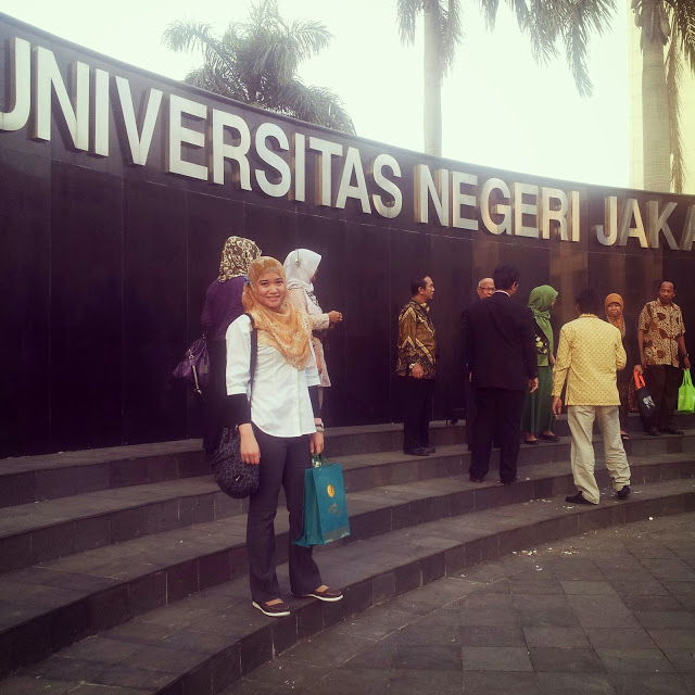 Universitas Negeri, Jakarta, Indonesia (2014)