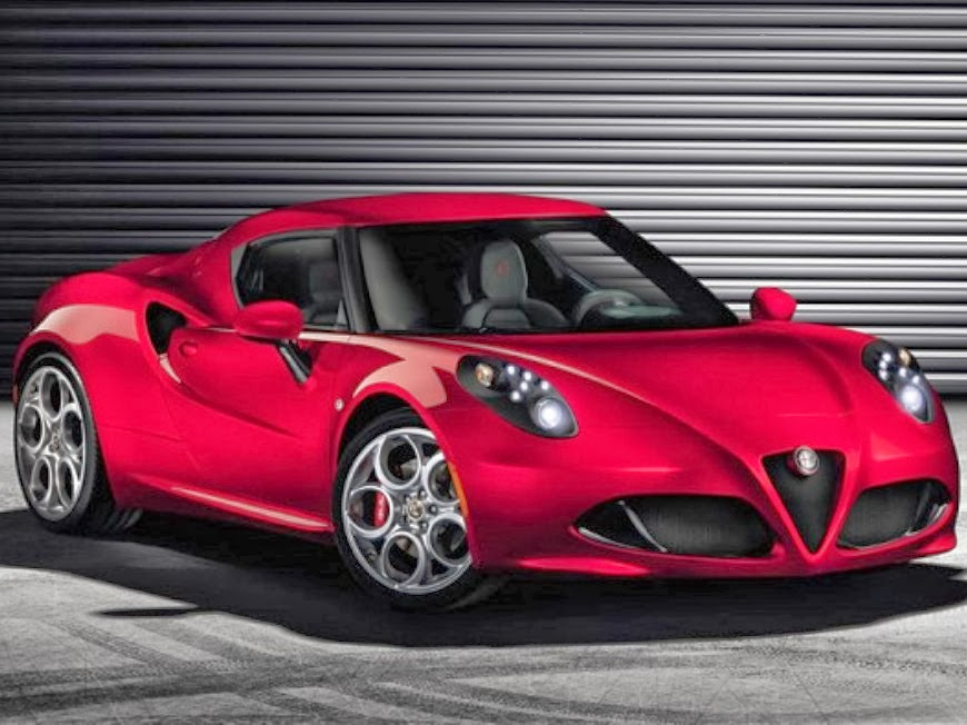 ALFA ROMEO CAR WALLPAPERS
