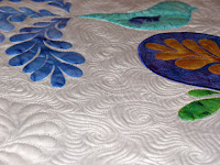 Background Quilting