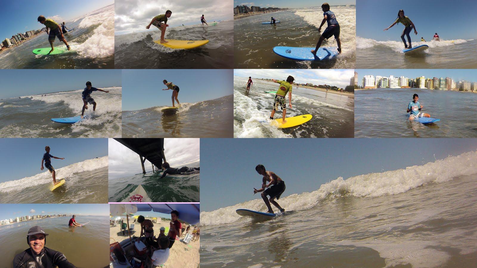 Bem-vindo ao mundo do surf!