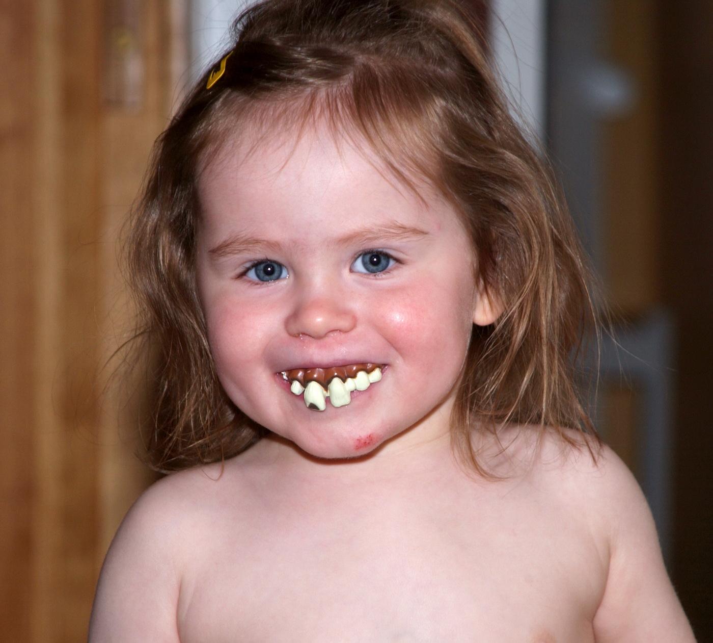 О смешные фото детей