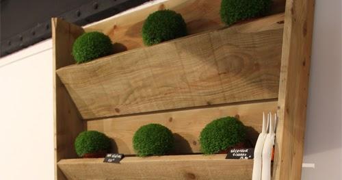 La botte secr te envie de jardin - Mur vegetal exterieur leroy merlin ...