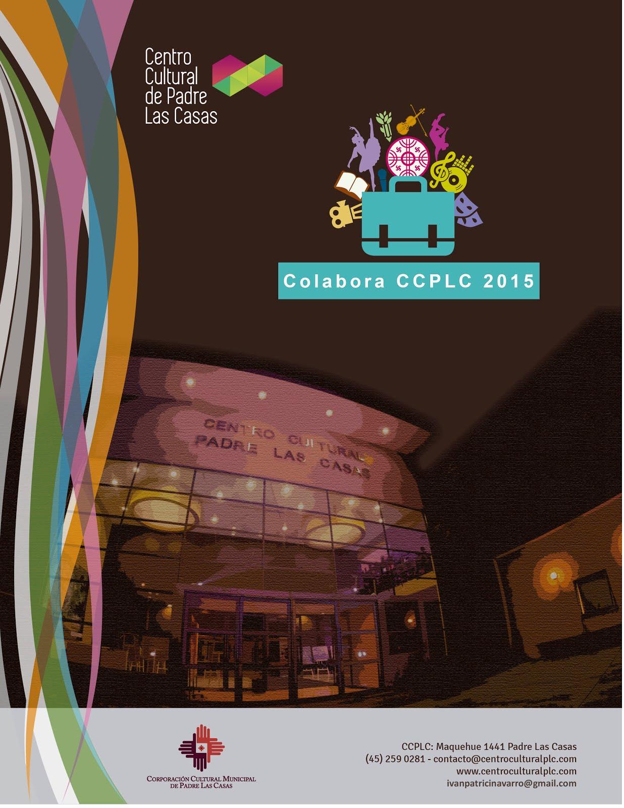 Colabora CCPLC 2015