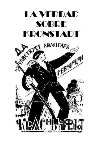 La verdad sobre Kronstadt. Stépan Petritchenco (Pdf)