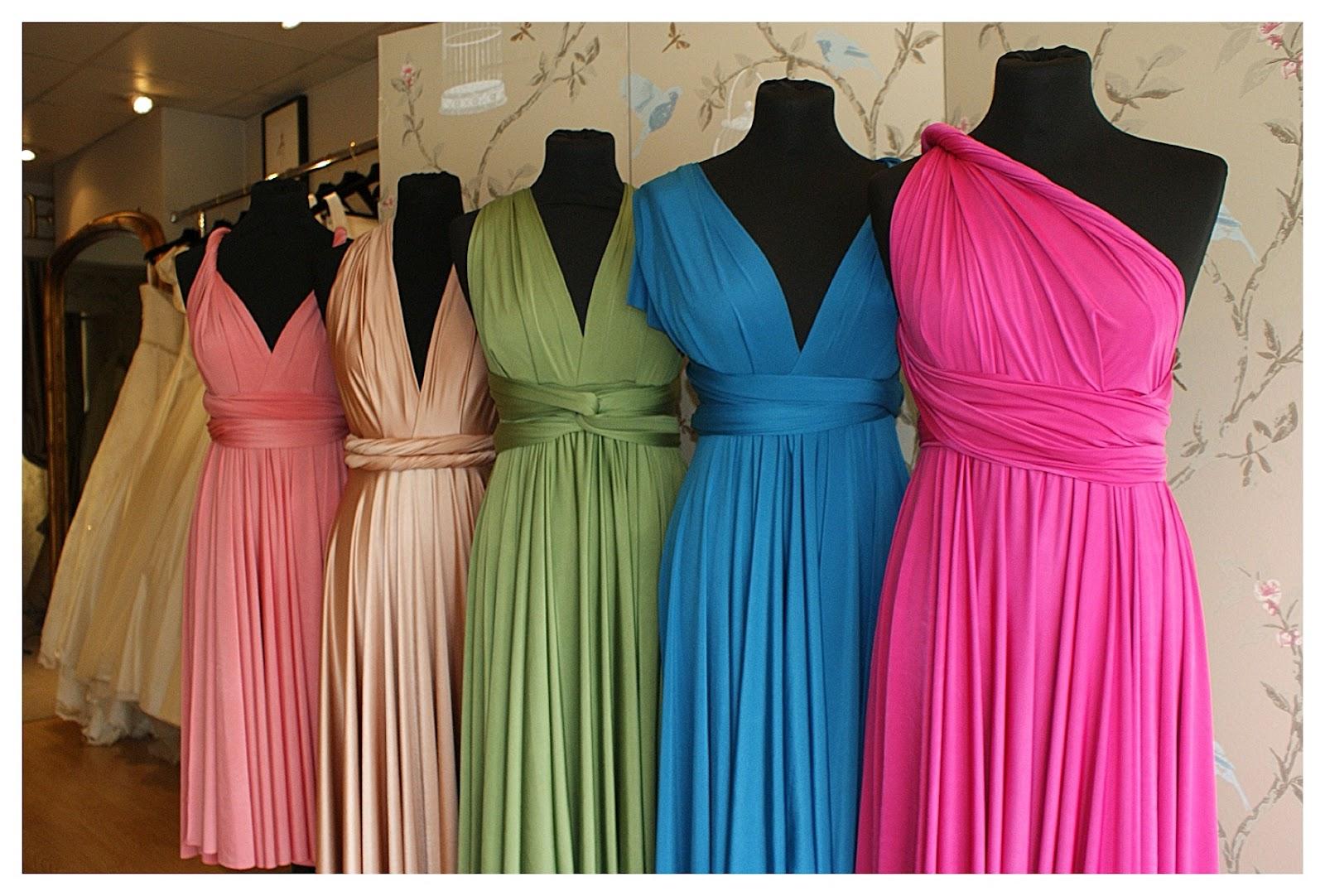 Как сшив платье трансформер 297