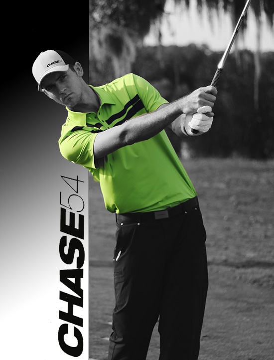 Chase54 - Innovative Golf Apparel