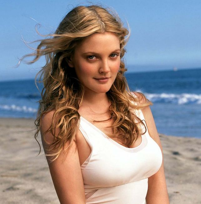 Naked pictures of drew barrymore Nude Photos 28