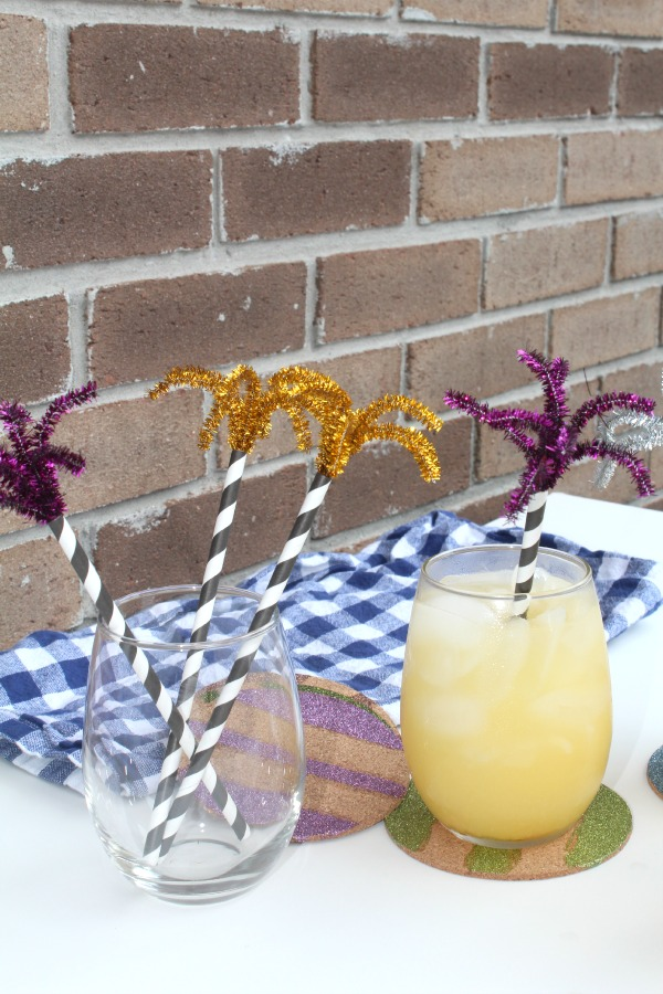 easy firework drink stirrers