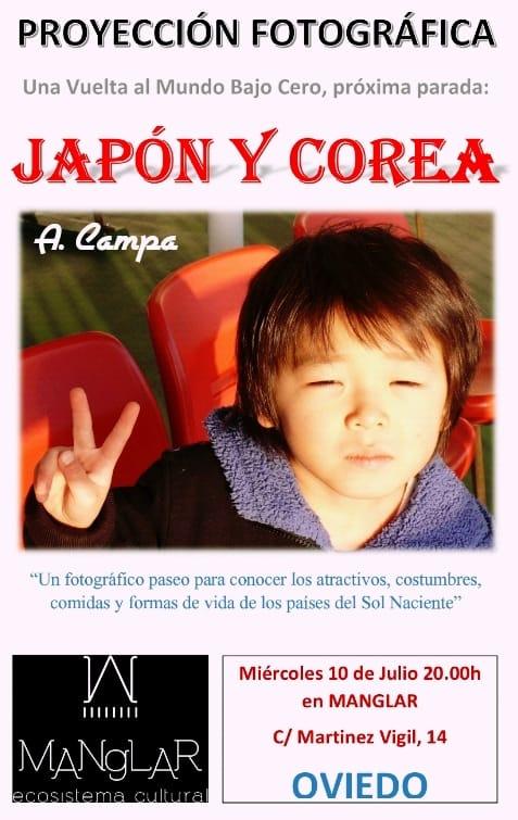 JAPÓN Y COREA