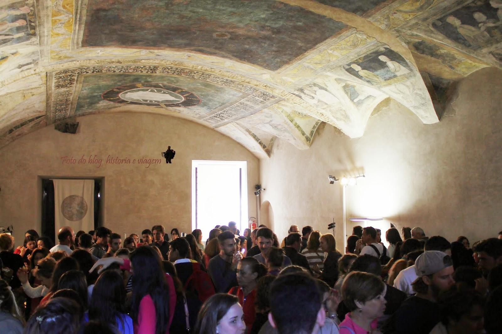 Palazzo ducalle - Camerino - italia