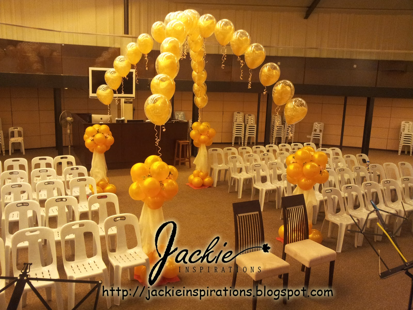 Balloon decorations for weddings birthday parties balloon hope church kuching wedding decoration junglespirit Image collections
