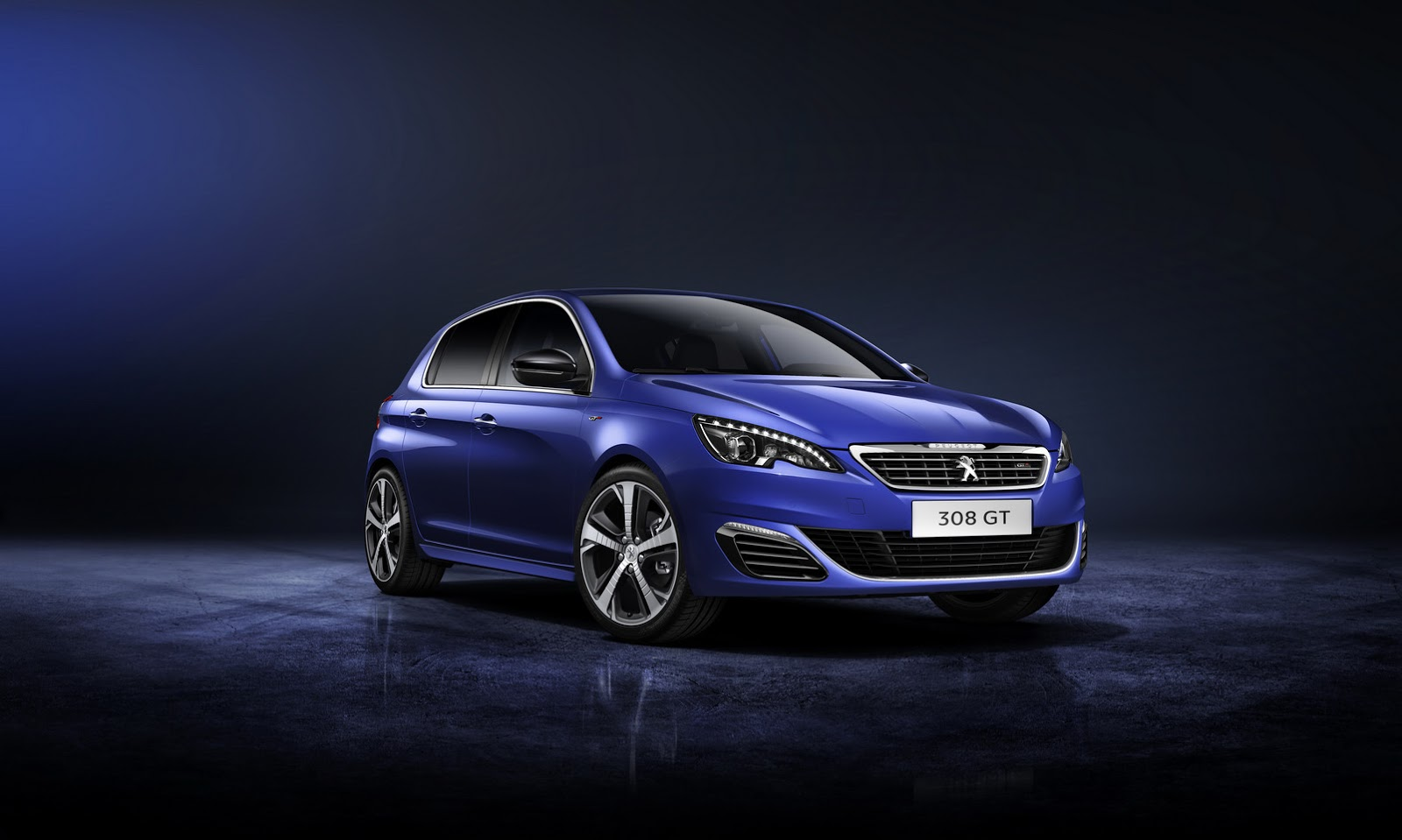 peugeot ruins whatever special the 308 gt had with new gt line trim carscoops. Black Bedroom Furniture Sets. Home Design Ideas