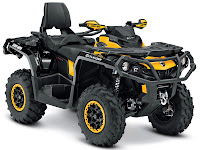 2013 Can-Am Outlander MAX XT-P 1000 ATV pictures 1