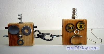 easy handmade key chains