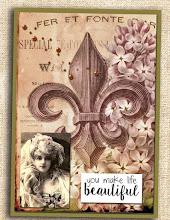 """Winner of Challenge #115 -""""Marie Antoinette"""""""
