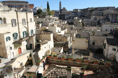 View from Piazza Vittoria Veneto