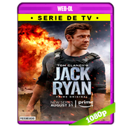Jack Ryan, de Tom Clancy Temporada 1 Completa WEB-DL 1080p Audio Dual Latino-Ingles
