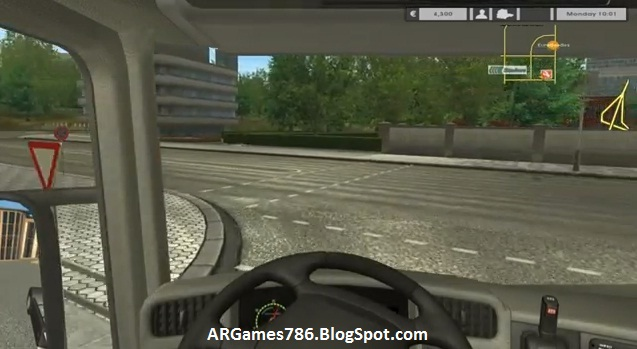 euro truck simulator 2 psp iso download
