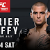UFC FIGHT NIGHT. Poirier Vs Duffy. Video On The Fly.