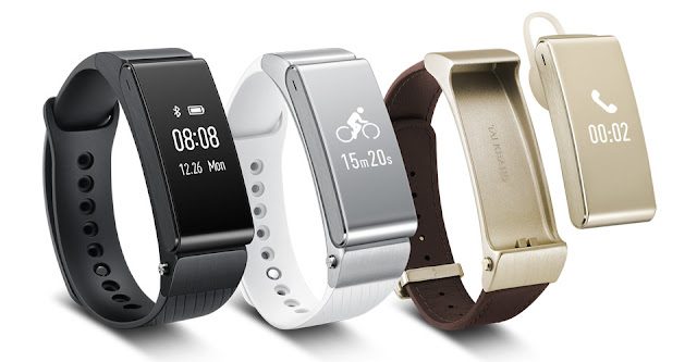 Huawei jumps into the Wearable Device Market with TalkBand B2