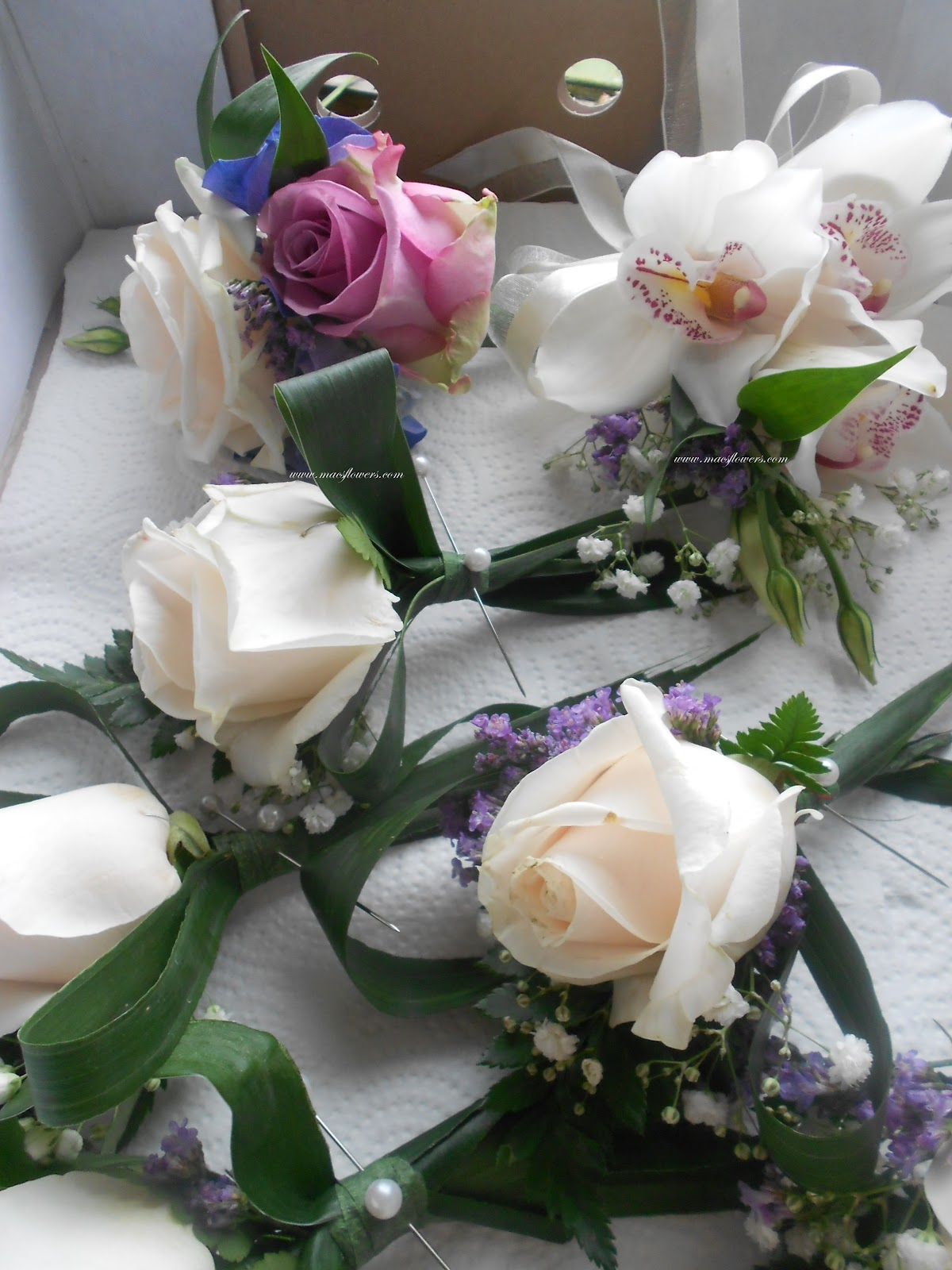 Mac\'s Flowers, The Wedding Flower Specialist, County Clare: Anna ...
