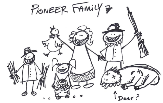 A family of pioneers