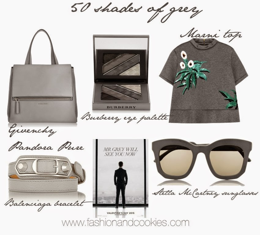fifty shades of grey for Valentines day, cinquanta sfumature di grigio, 50 sfumature di grigio, Fashion and Cookies, fashion blogger, fashion blog