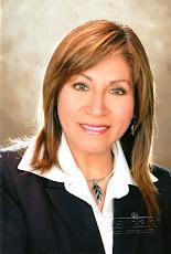 DRA. ARQ. SHIRLEY CHILET- DECANA NACIONAL CAP( FEB. 2011- FEB. 2014)
