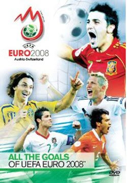 All the Goals of UEFA Euro 2008 (2008)