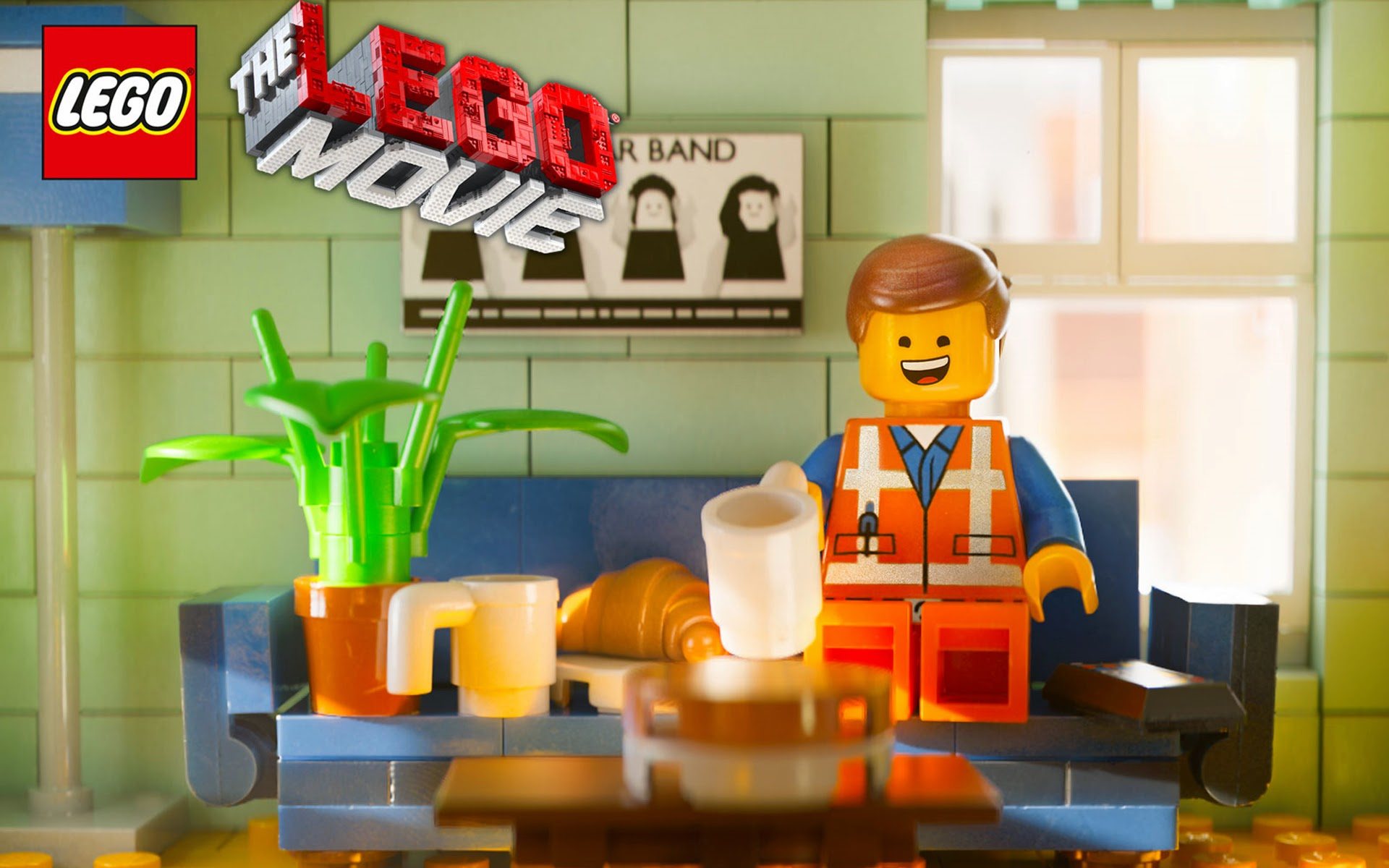 The LEGO Movie 9h