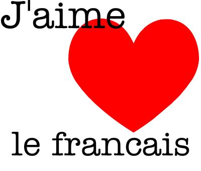 Bekannt j'aime+le+français.png (400×340) | #openday  EP38