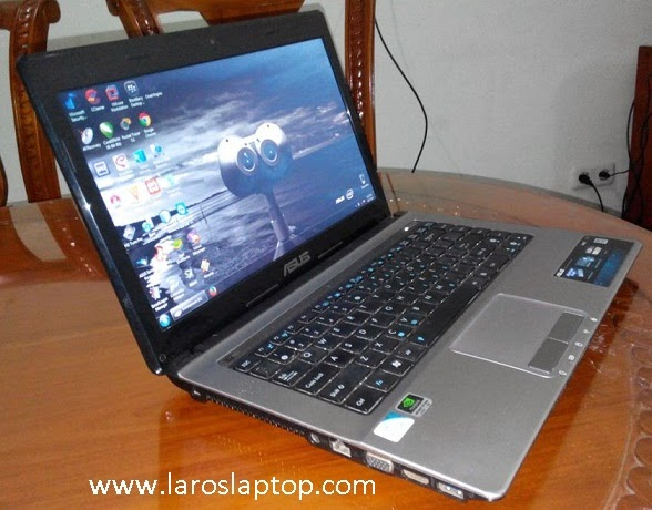 Jual Laptop Gaming ASUS A43S SandyBridge