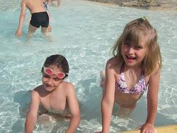 En la piscina Giberga