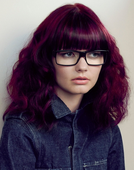 stunning hair color ideas 2012