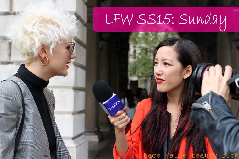 LFW Day 2! Photo Highlights