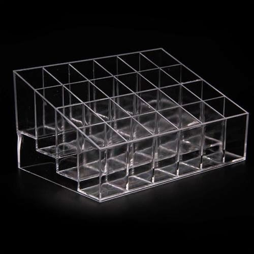 http://www.ebay.com/itm/Clear-Acrylic-24-Lipstick-Holder-Display-Stand-Cosmetic-Organizer-Makeup-Case-/281346797819?pt=LH_DefaultDomain_0&hash=item41819370fb