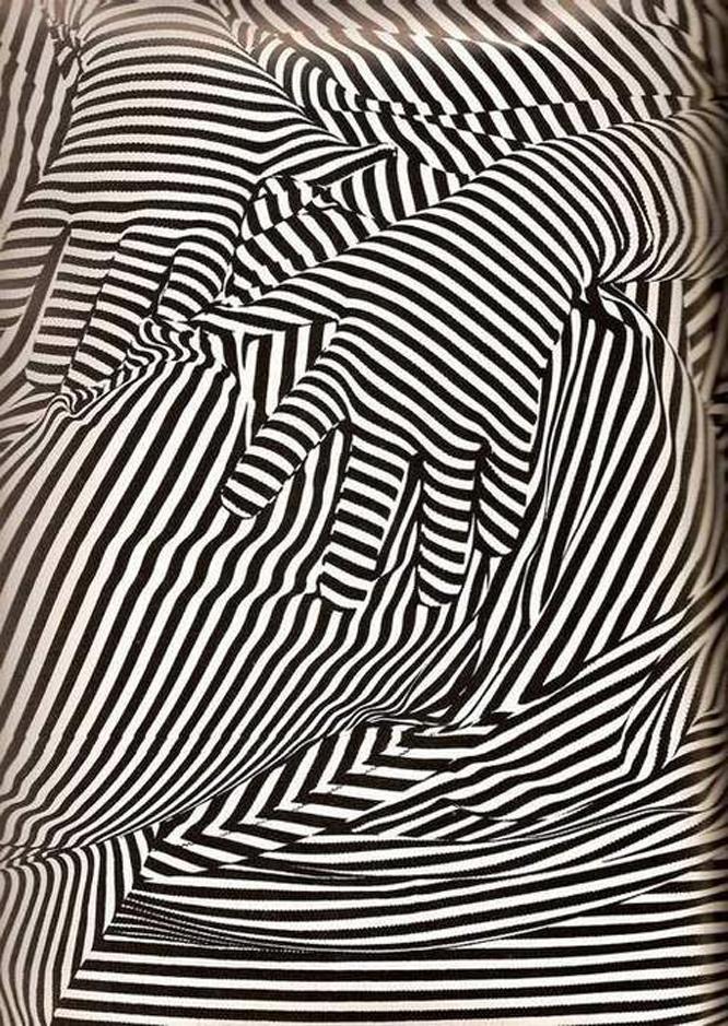Line In Fashion Design : Optische illusies en gezichtsbedrog strange illusions