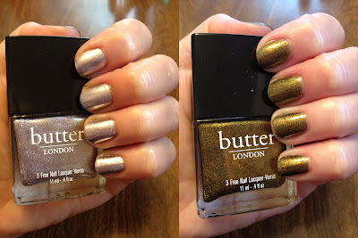 butter LONDON, butter LONDON nail polish, butter LONDON nail lacquer, butter LONDON Wallis, butter LONDON Lillibet's Jubilee, nail, nails, nail polish, polish, lacquer, nail lacquer, nail polish swatches, butter LONDON swatches, swatches