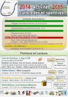 ACTIVITES 2014-2015