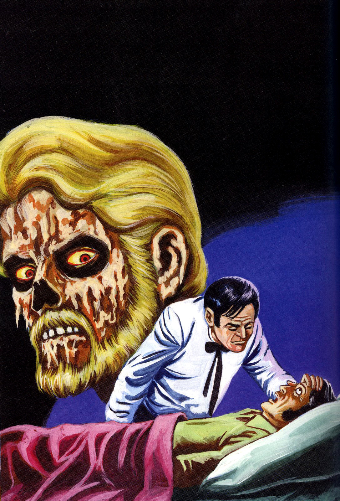 Daily Lazy Mexican Pulp Art